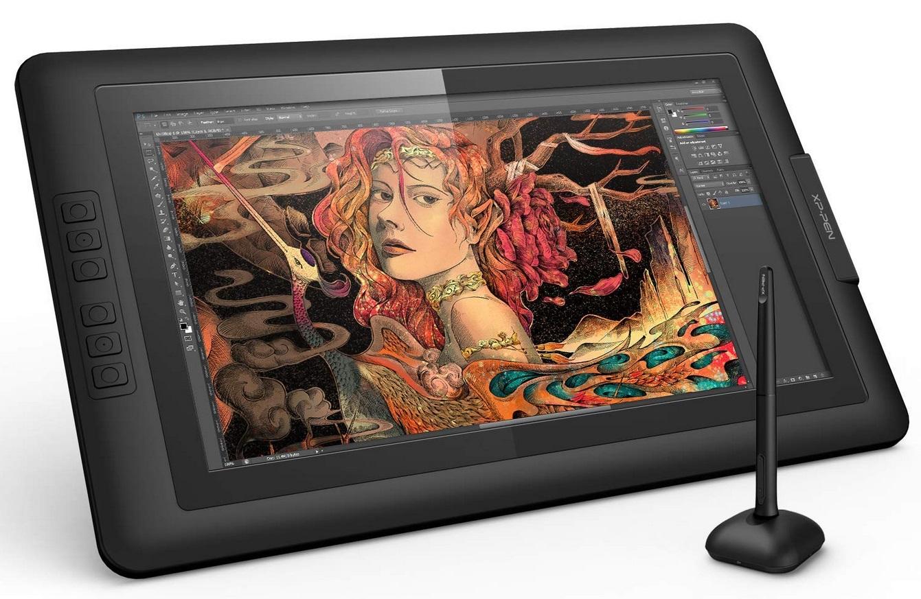 tablette graphique sans fil